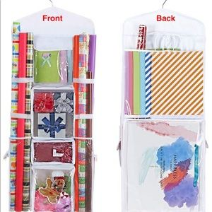 Other - Gift wrapping organizer NEW